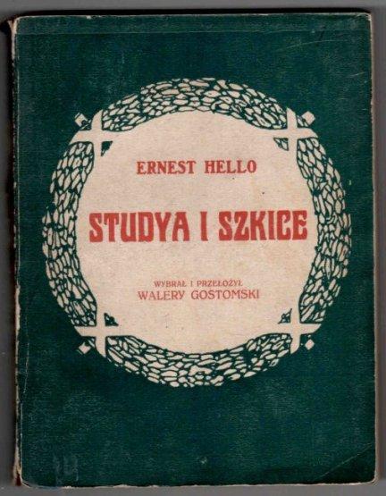 HELLO Ernest - Studya i szkice