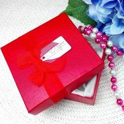 Pudełeczko podarunkowe na bransoletkę lub naszyjnik