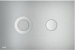 Przycisk metal-mat/połysk Turn