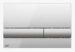 Przycisk chrom-połysk/mat M1713