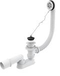 Syfon wannowy biały A502