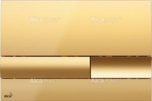 Przycisk złoty M1745