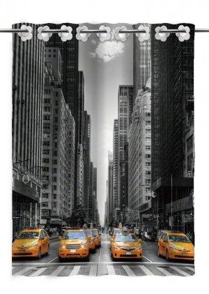 Zasłonka prysznicowa New York