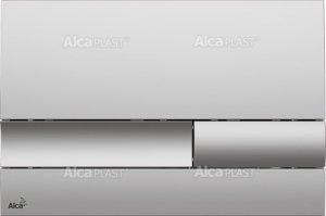 Przycisk chrom-mat M1732