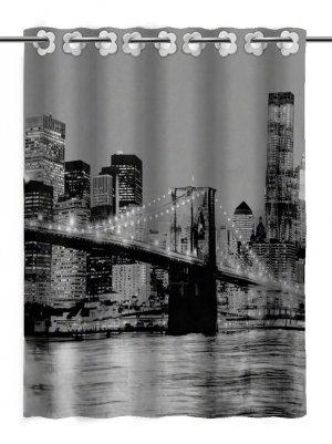Zasłonka prysznicowa Manhattan