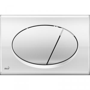 Przycisk chrom-połysk M71