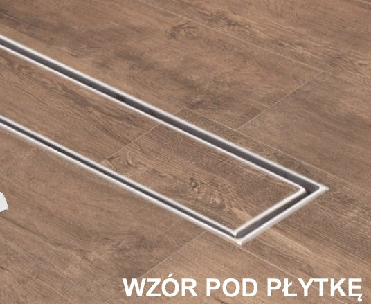Odpływ Liniowy 70 Cm Do Zabudowy Pod Płytkę Xmd011 70 Cm Odpływy