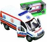 Ambulans Mercedes Benz Sprinter Panel VAN Welly