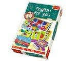 ENGLISH FOR YOU Gra Edukacyjna MAŁY ODKRYWCA Trefl