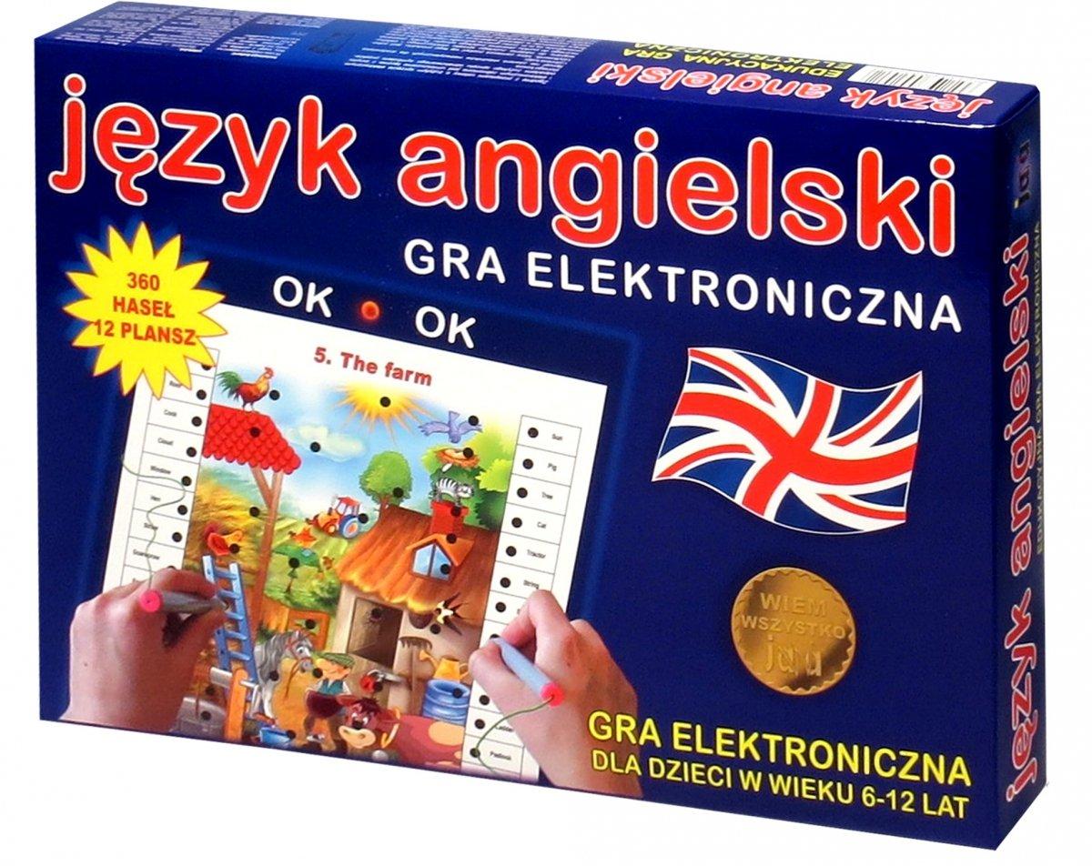 gra elektroniczna j zyk angielski s wka has a 6 12 lat jawa gry edukacyjne gry zabawki. Black Bedroom Furniture Sets. Home Design Ideas