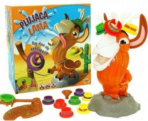 PLUJĄCA LAMA Gra Rodzinna Zręcznościowa Splash Toys