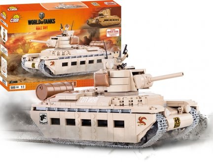 Czołg MATILDA II WORLD OF TANKS Cobi Small Army 3011