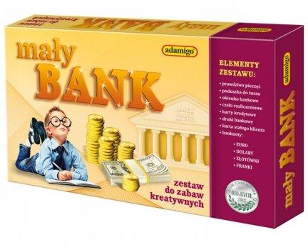 Mały BANK Zestaw Edukacyjny ADAMIGO