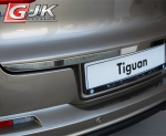 VW TIGUAN od 2007 Listwa na klapę bagażnika (połysk)
