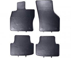 Dywaniki gumowe Skoda Superb III od 2015 / Vw Passat B8 od 2014