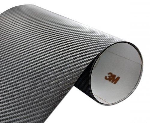 Folia Carbon Czarny Połysk 3M CA1170 90x150cm