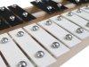 MAT MAX dzwonki chromatyczne 27 tonowe