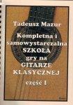 Contra  Szkoła gry na gitarze klas .cz1  Mazur
