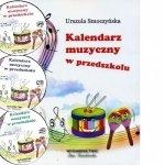 Pani Twardowska Kalendarz Muzyczny w Przedszkolu CD