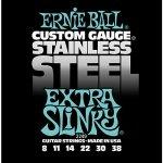 Ernie Ball 2249 Stainless Steel 8-38
