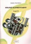 Solfeż elementarny - klasa II szkoły muzycznej I stopnia