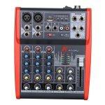 Karsect KT-04U kompaktowy mikser audio