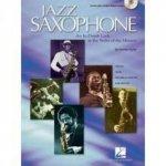 Hal Leonard Jazz Saxophone książka + CD