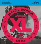 D'ADDARIO EXL145 XL Nickel Wound 12-54