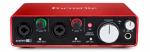 Focusrite Scarlett 2i2 2gen interfejs audio