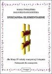 Dyktanda elementarne IV, podręcznik dla nauczyciela