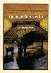 George Gershwin na fortepian