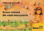 M. Chowaniec Zeszyt Ćwiczeń dla szkół muzycznych 4