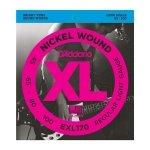 D'Addario EXL170 - XL Nickel 45-100