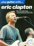 Wise Publications Eric Clapton play guitar + CD
