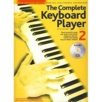 The Complete Keyboard Player - Book 2 (+ płyta CD) - szkoła gry na keyboardzie