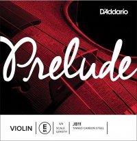 D'Addario Prelude J811 3/4 struna skrzypcowa E
