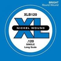 D'Addario XLB120 struna basowa 120