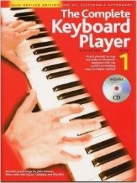 The Complete Keyboard Player - Book 1 (+ płyta CD) - szkoła gry na keyboardzie