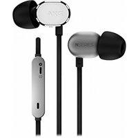 AKG N20U srebrne słuchawki przewodowe z mikrofonem
