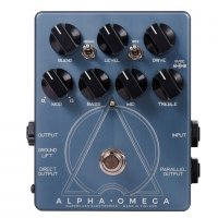 Darkglass Alpha Omega Preamp Przester do Basu