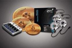 Zildjian Gen 16 AE 480 Buffed Bronze zestaw elektronicznych talerzy perkusyjnych