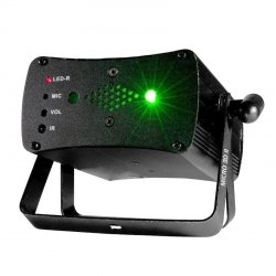 American DJ Micro 3D II laser