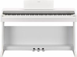 Yamaha Arius YDP-143 WH białe pianino cyfrowe