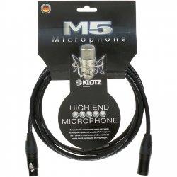 Klotz M5FM06 kabel mikrofonowy 6m xlr-xlr