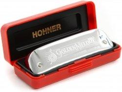Harmonijka ustna Hohner Golden Melody - tonacja B
