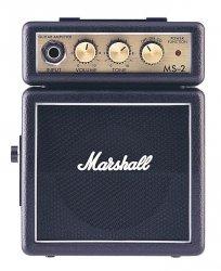 MARSHALL MS-2 BLACK