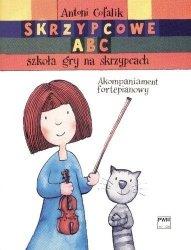 Skrzypcowe ABC (akompaniament fortepianowy)      Antoni Cofalik