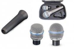 Samson SACSMIC mikrofon w 2 kapsułami