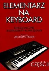 Niemira Elementarz na Keyboard cz 2 wyd Gama