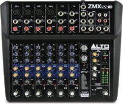 Alto Professional ZMX122 FX Mikser Audio